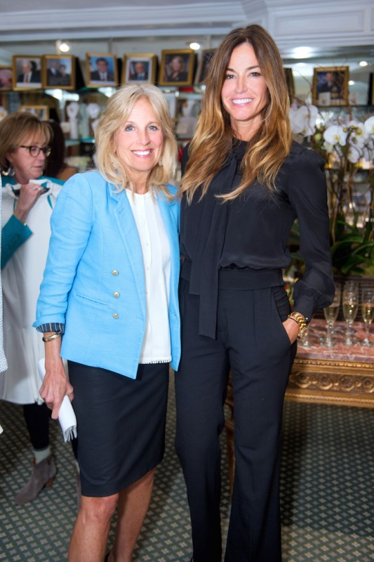 Me with Dr. Jill Biden