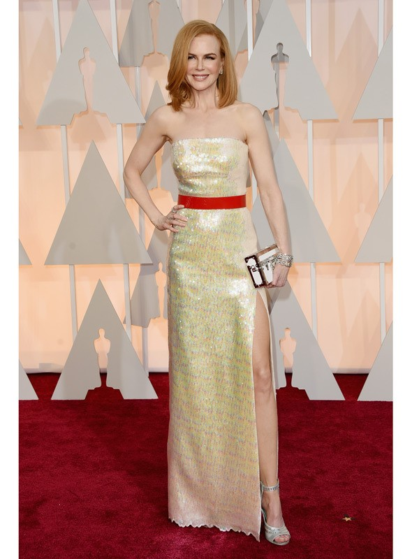 OSCARS 2015 RED CARPET FAVORITES