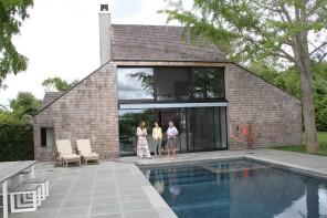 CONRAD de Kwiatkowski's new digs in Norman Jaffe home