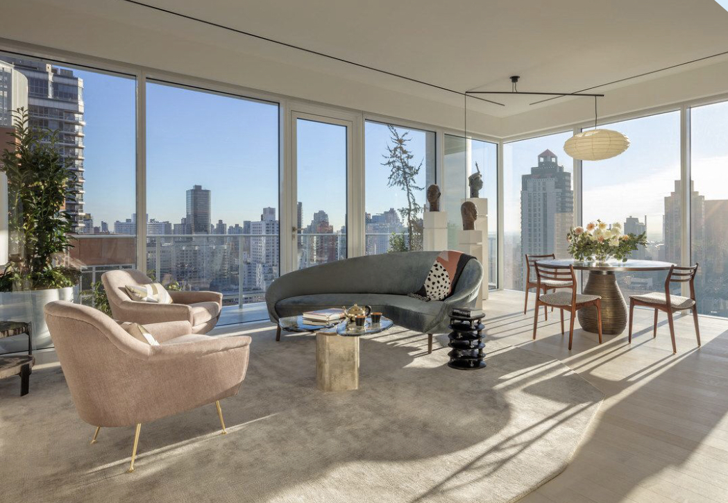Real Estate Thursday: A Look at Macklowe Properties' Follow Up to 432 Park: 200 East 59th Street